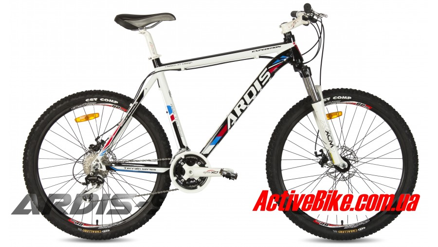"Ardis EXPEDITION HD MTB AL 26""."
