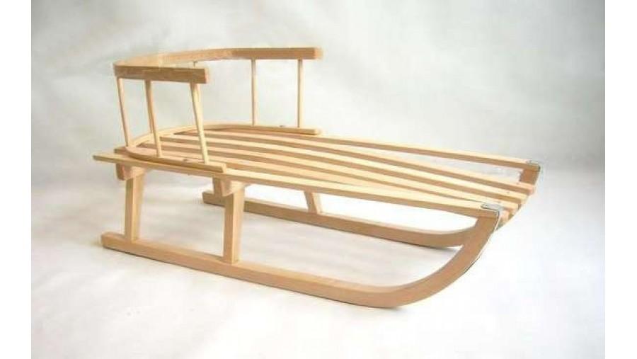 Санки деревянные Kimet.