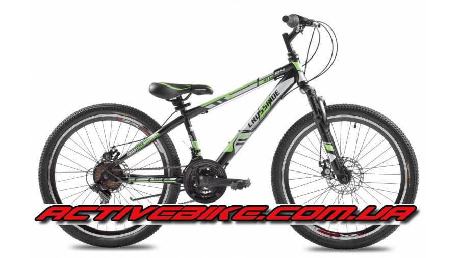 "CROSSRIDE FLASH 24""."