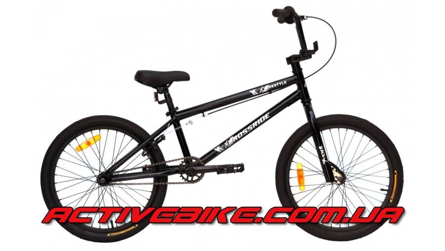 "CROSSRIDE FREESTYLE 20"" BMX."