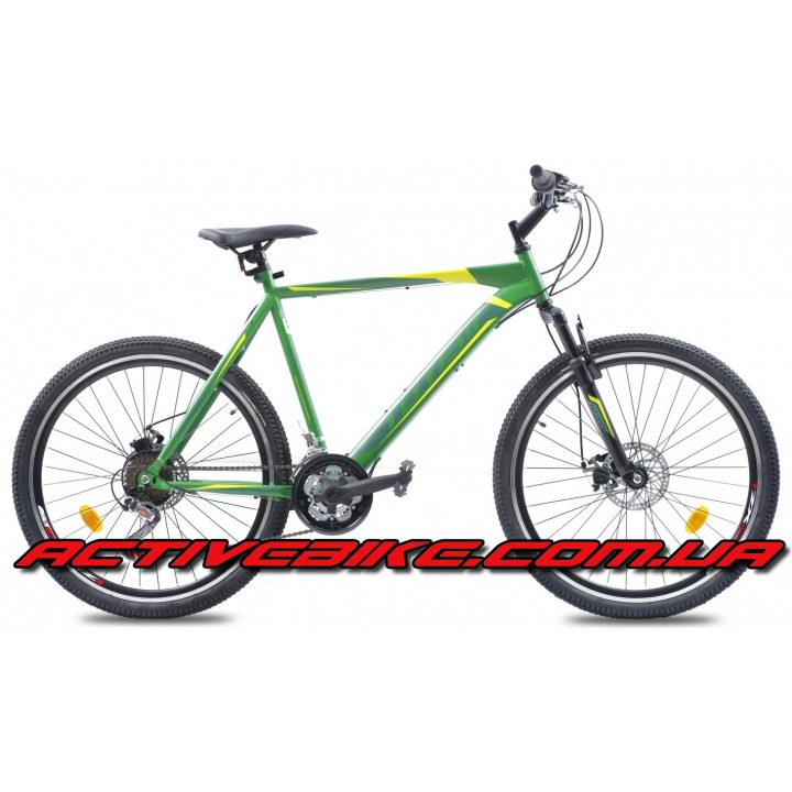 "TOTEM THOUGHT 26"" MTB."