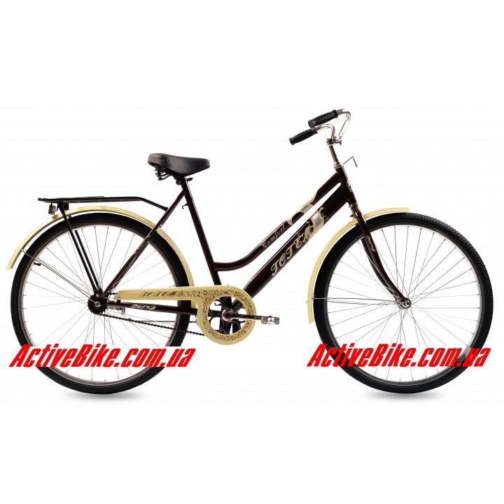 Городские и дорожные велосипеды Тотем